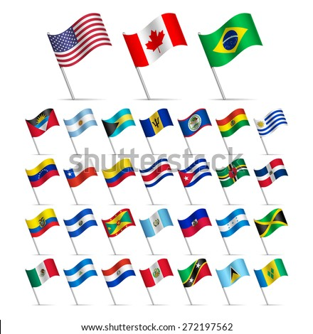 waving flags of the world  part