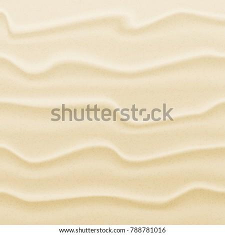 wavy dune beach  sand
