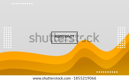 Wavy Fortuna gold background. Vector abstract gold background can be used for banners, cover designs, social media, posters, book designs, flyers, website backgrounds, and advertising wallpapers. Foto stock ©