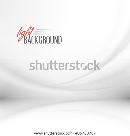 wavy modern abstract background