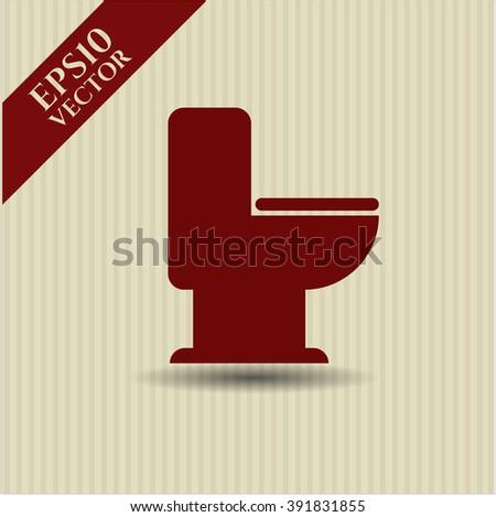 WC Toilet icon