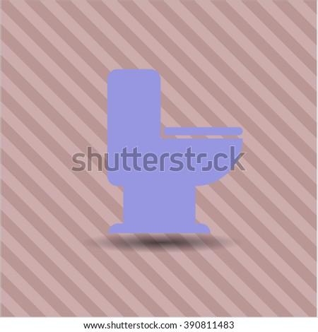 WC Toilet symbol