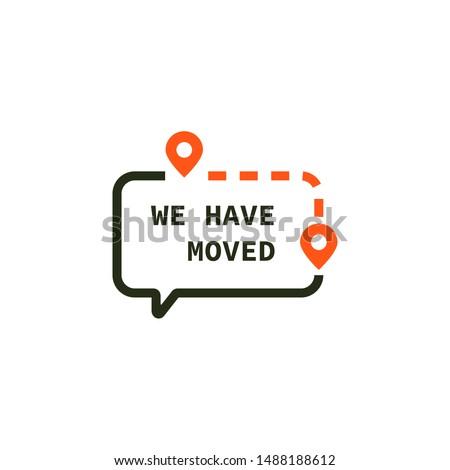 Amazon.com: We've Moved Envelope Seals - 1.2