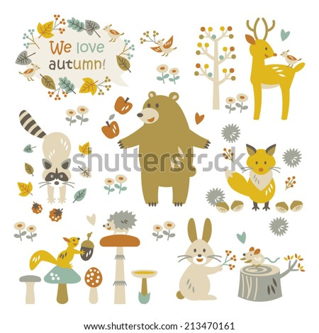 we love autumn