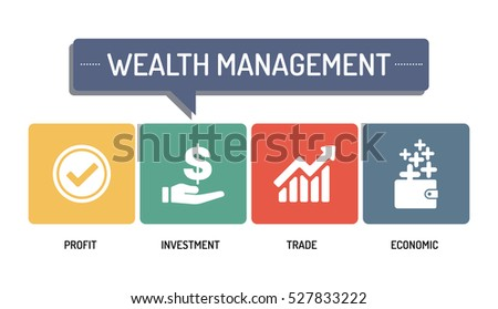 WEALTH MANAGEMENT - ICON SET