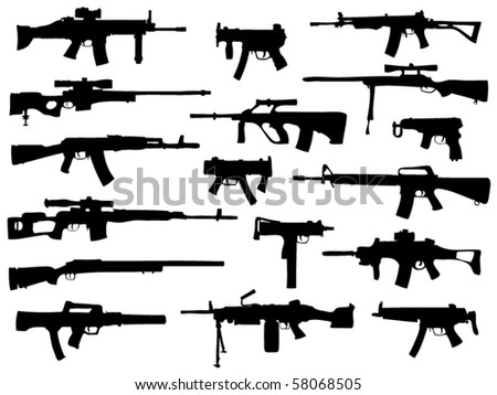 weapon collection  automatic