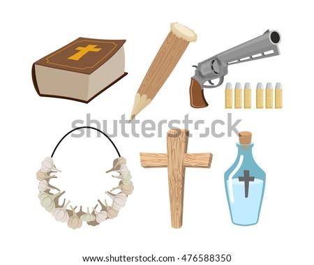 weapons vampire hunter tools
