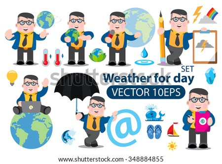 weather for day  forecast  tv