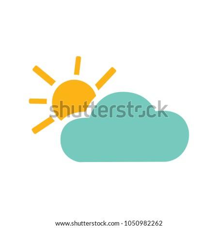 weather forecast icon  seasons...