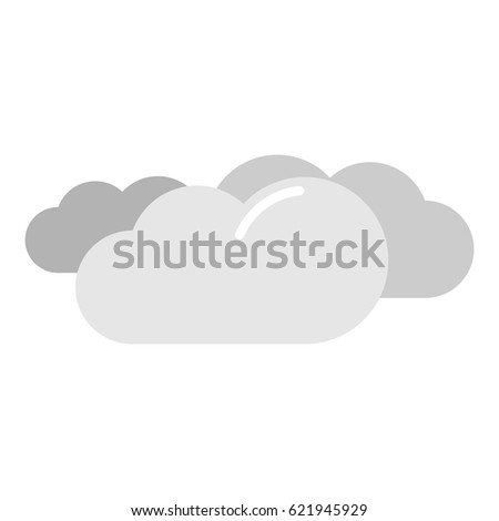 weather forecast vector sign