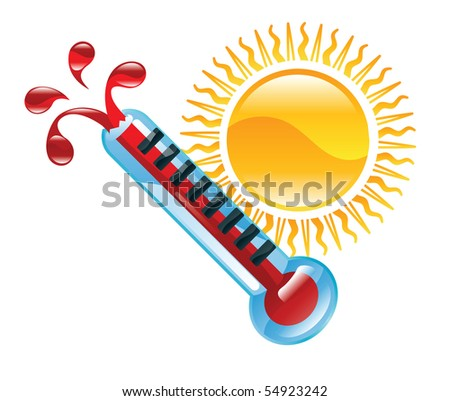 thermometers clip art. icon clipart boiling hot