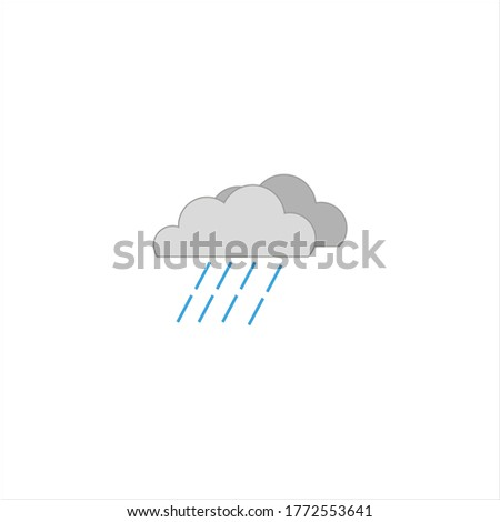 weather icon. illustration for web and mobile design.