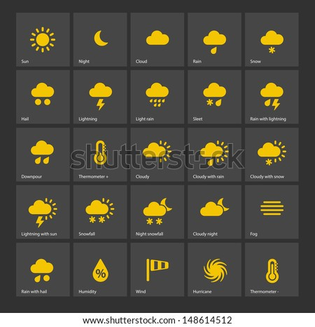 weather icons additional part