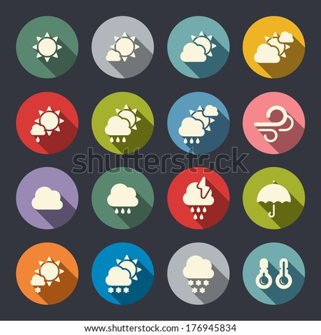 Weather Icons day