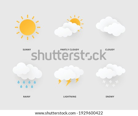 weather icons weather icon in