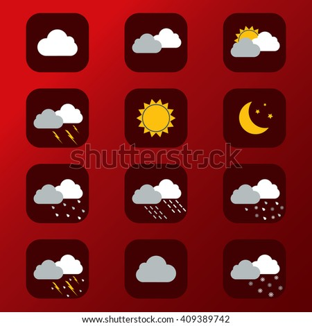 weather icons weather
