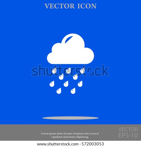weather vector icon