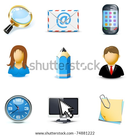 web and internet icons 4