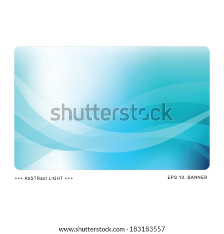 Web banner image - Abstract template with copy space