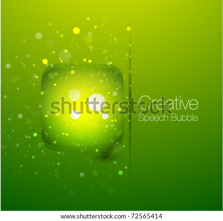 Web box vector background