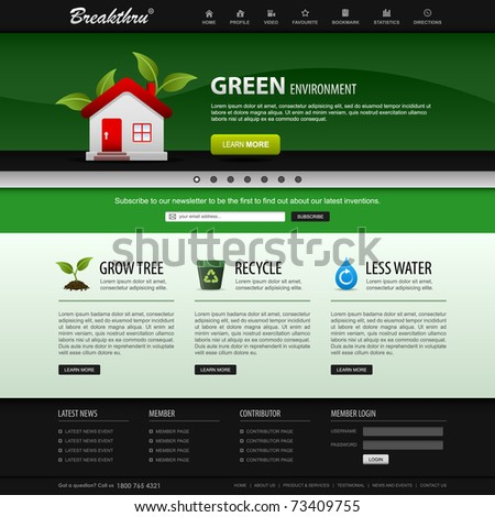 website and web design