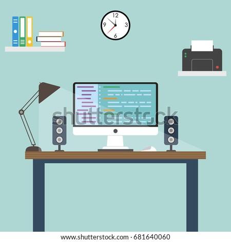 web designer and programmer