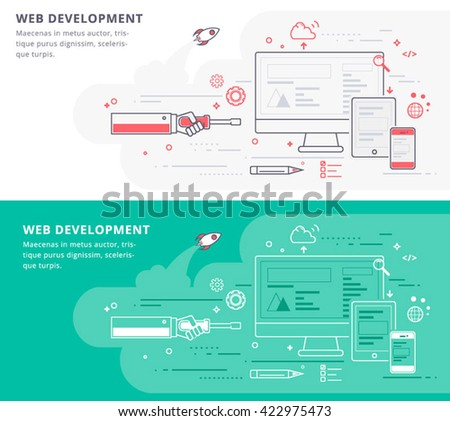 Web Development and Application