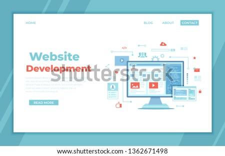 web development  optimization