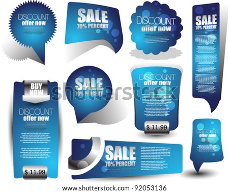 web elements for sale and advertisement