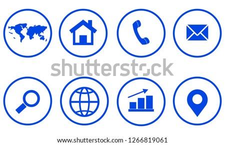 Web icon. Vector illustration