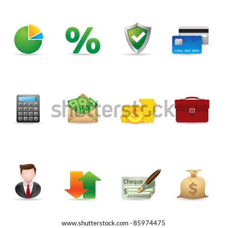 Web Icons - Finance 2