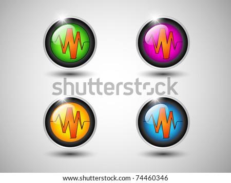 web icons, internet & website 2 - stock vector