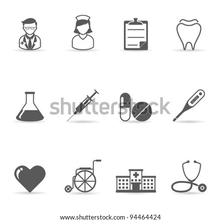 Web Icons - Medical