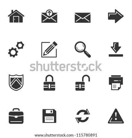 Web Icons - Set 1
