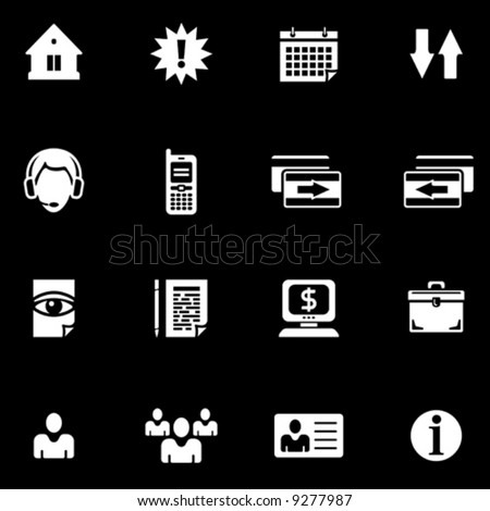 Web Icons Set (Vector) You'll find more icons in my portfolio