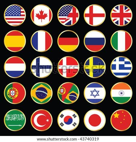 web language icon collection #43740319
