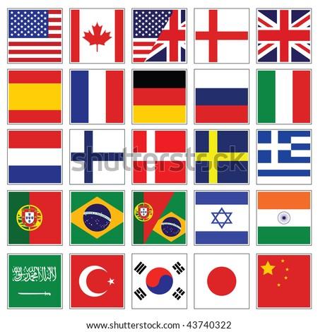 web language icon collection #43740322