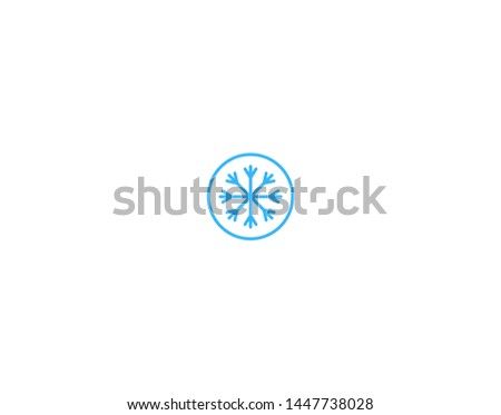 Web Mobile App UI Icon for Leads Management System Design - Cold Lead Vector illustration