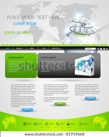 Simple Web Page Design