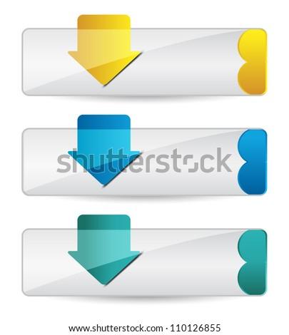 web sale banners