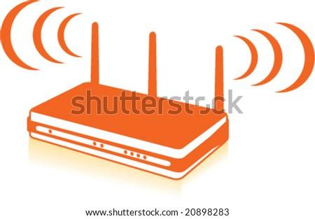 Web Waves Wireless WIFI router