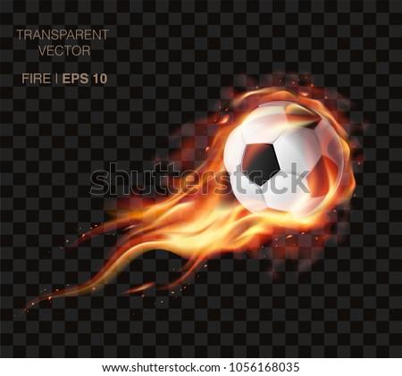 webrealistic vector soccer ball