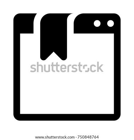 website bookmark