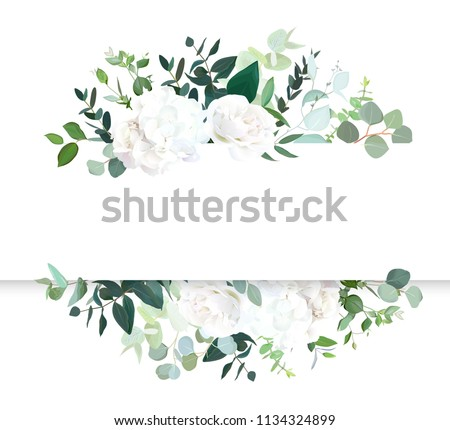 wedding floral horizontal
