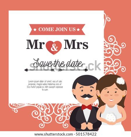 wedding invitation card icon