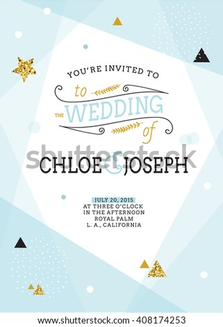 wedding invitation card save
