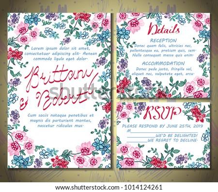 wedding invitation cards #1014124261