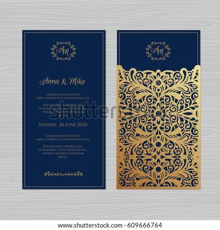 wedding invitation or greeting...