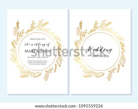 wedding invitation  thank you