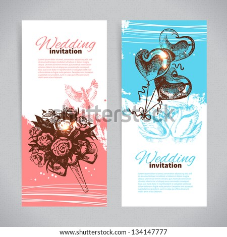 Wedding Invitation Banner Design Wedding Invitations Banner